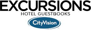 EXCURSIONS BY CITYVISION LOGO